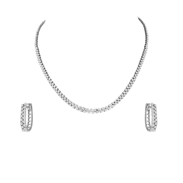 DIAMOND NECKALCES