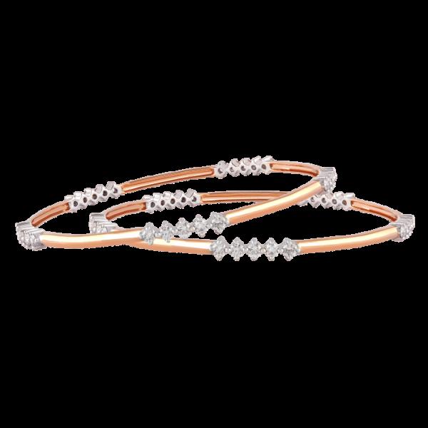 GOLDEN DIAMOND BRACELETS